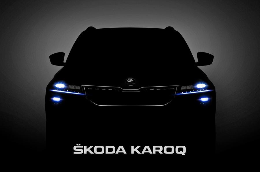 斯柯达Karoq于5月18日首发 性能配置抢先看