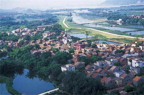 白坭镇:岭南特色小镇开启城镇建设新图景