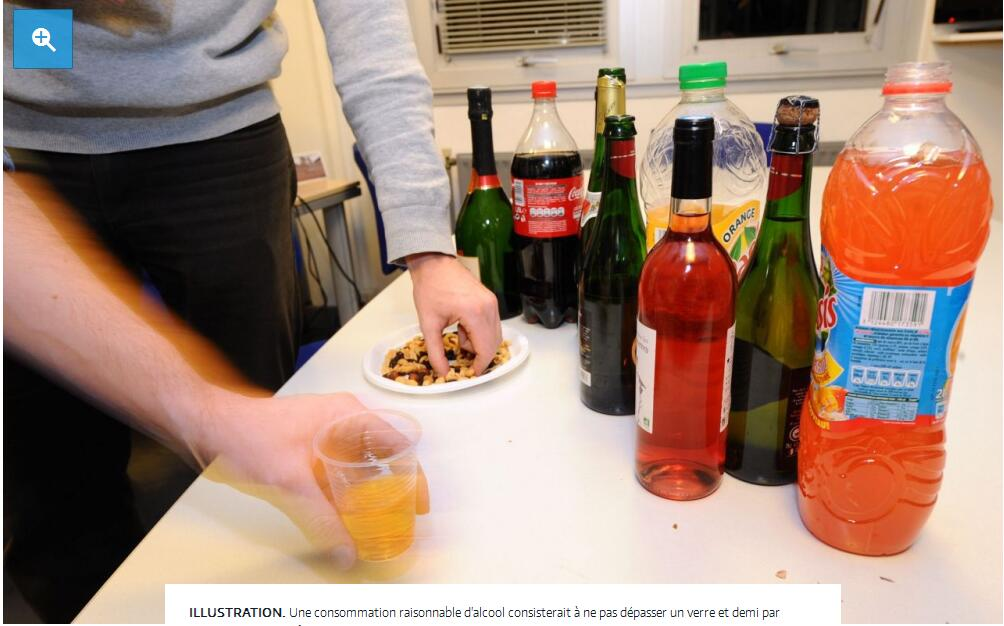 法专家称饮酒需适度 每周不得超过10杯