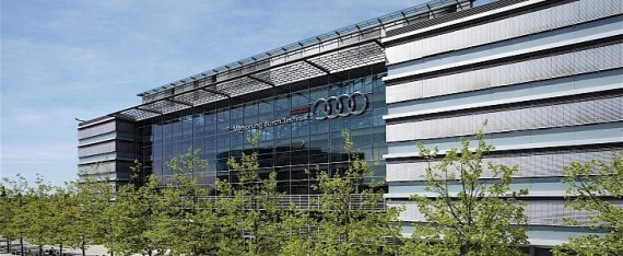 奥迪4月全球销量下降5% 前四个月下滑6.7%
