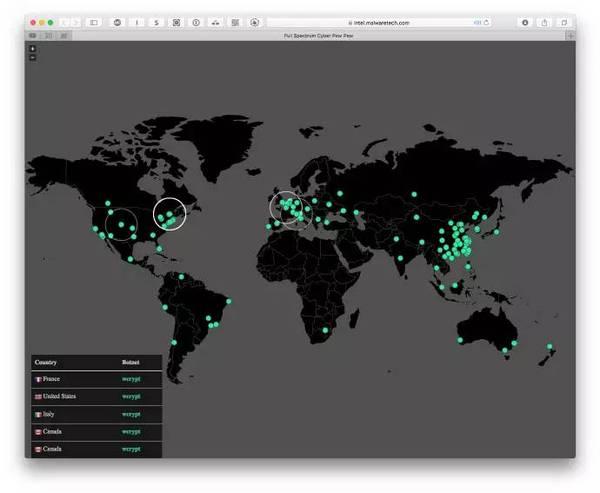 勒索病毒肆虐100多个国家 网络安全没有一劳永逸
