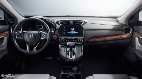 东风本田全新CR V将7月上市 尺寸大幅升级