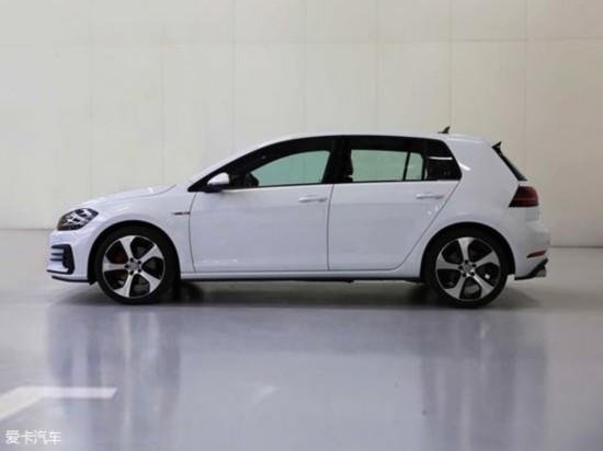 一汽-大众新高尔夫GTI将上市尺寸缩短
