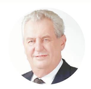 """捷克总统:希望""""一带一路""""为捷克带来更多繁荣"""