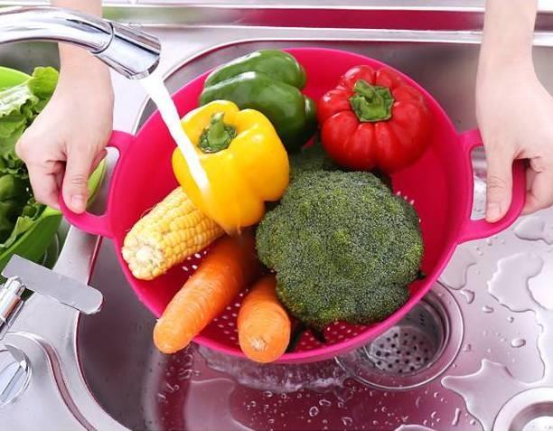 整天害怕农残的人,你确定你真的会洗菜吗?