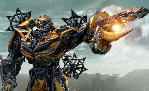 《大黄蜂》独立电影将开工 官方LOGO首度曝光
