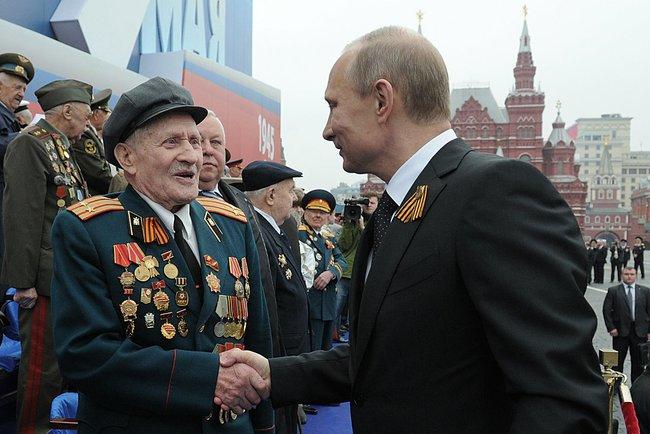 外媒:普京断言没有任何国家能够打败俄罗斯