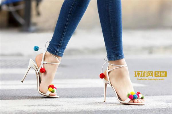 【单品】要做夏天里最好看的美腿妖精 怎么能没有一双绑带鞋