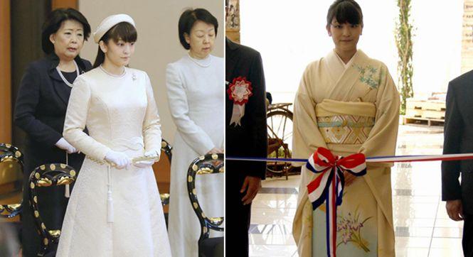 日本25岁真子公主宣布与大学同学订婚