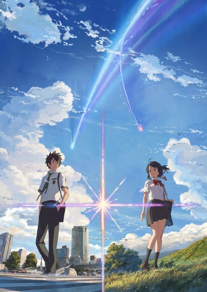 《你的名字。》将推出美术画集 7月28日发售