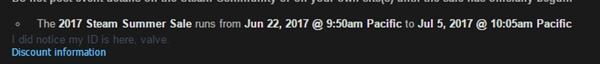 Steam夏季大促计划泄露:尽快攒钱吧!