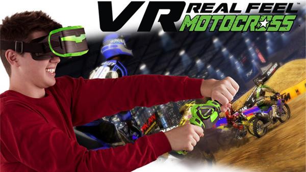 200块就能玩上体感控制的VR游戏 内容还免费