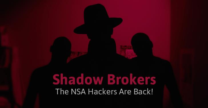 影子经纪人一战成名,声称入侵NSA黑客武器库