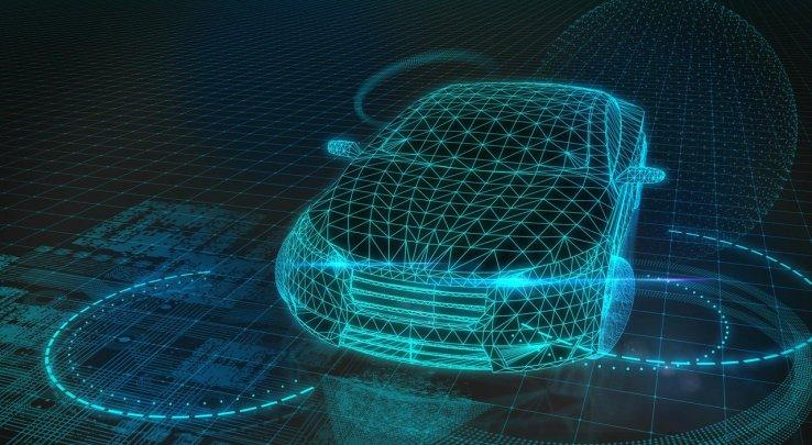 自动驾驶汽车解决停车难 或可竞拍停车位