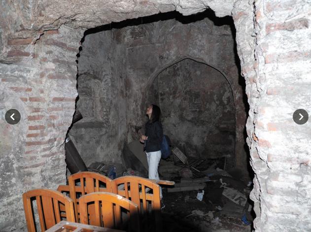 土耳其400多年前澡堂子挂牌出售