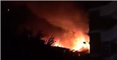 天津大学外租大楼女生宿舍起火