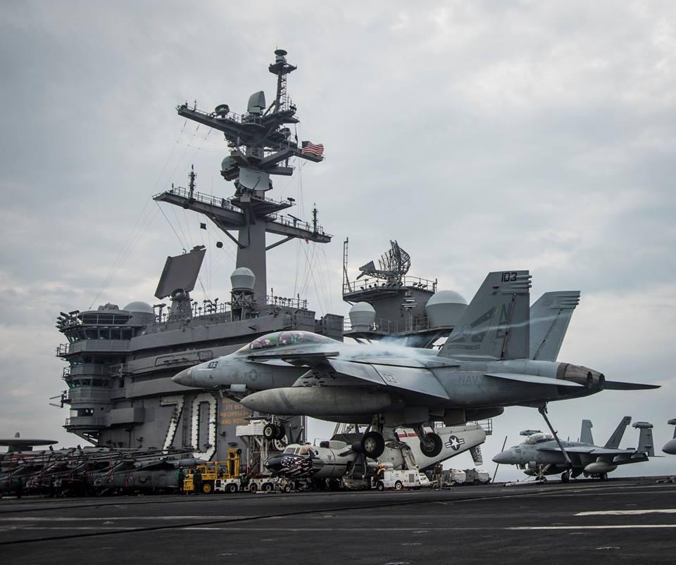海战前夕!美高官称美军需更多舰队与中俄竞争
