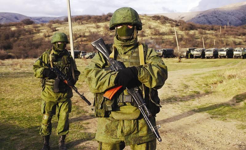 """美军想招应对俄""""小绿人""""战略 还想拿来对付中国"""