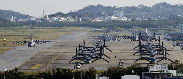 专家:部分驻日美军将后撤 远离中国火力范围
