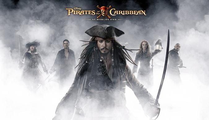 黑客疑发布《加勒比海盗5:死无对证》盗版下载