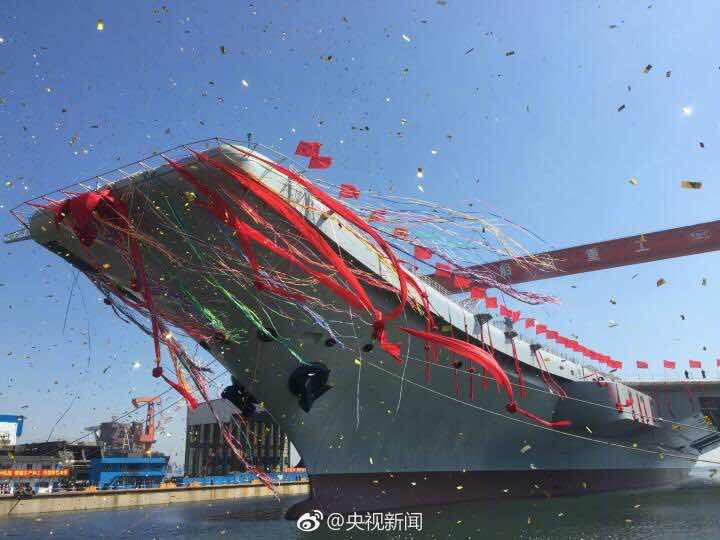 日媒:中国正成为航母大国 日本可用这招应对
