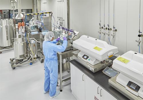跨国药企在华生物制药合同生产基地启用