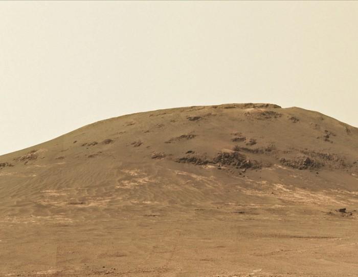 """""""机遇号""""火星探测器抵达科学家们仍然无法解释的地点"""