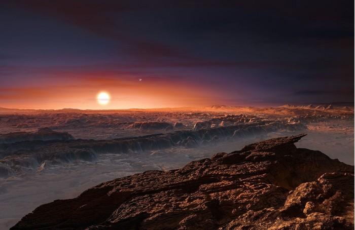 距离太阳系最近外形世界可能孕育生命