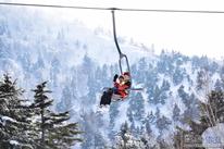 日本滑雪旅游胜地长野 冬奥遗产适合所有滑雪者