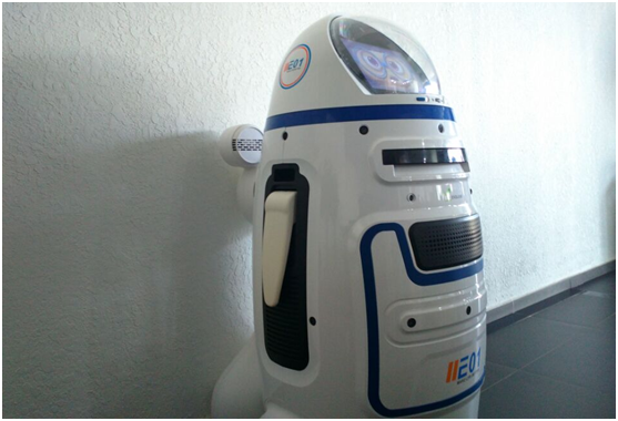 进化者机器人上线自主交互功能 发力情感智能