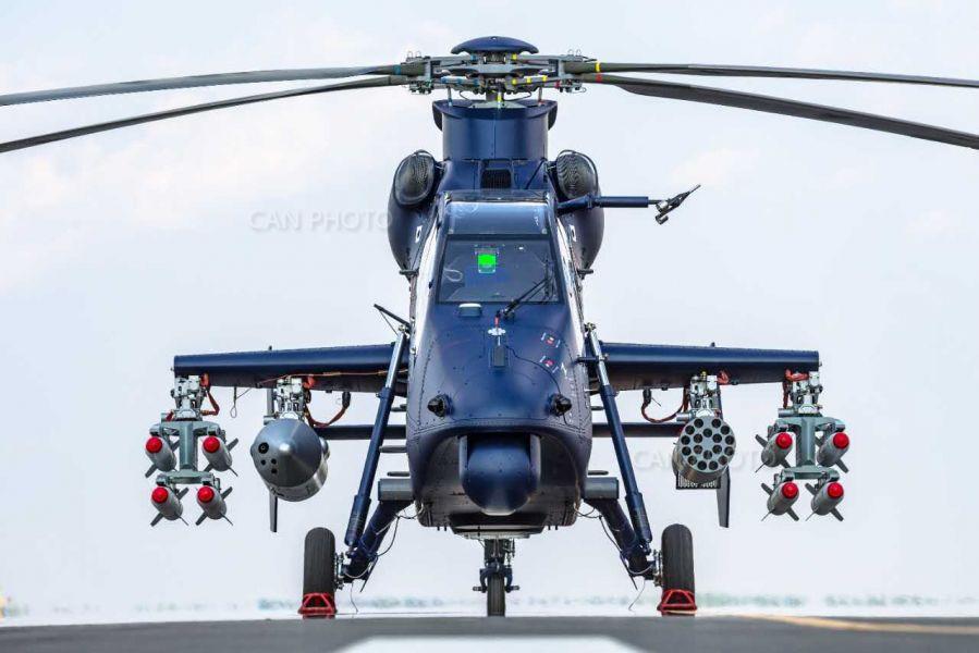 直19E出口型武直首飞成功 曾引发业界广泛关注