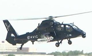 中国武直进军国际市场:直-19E直升机成功首飞