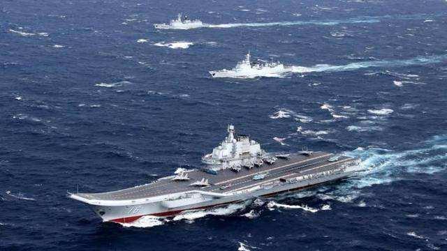 美上将称中国强军不是警报 但美军需更多舰队