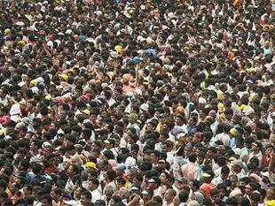 到2050年印度60岁以上者将占人口总数1/5