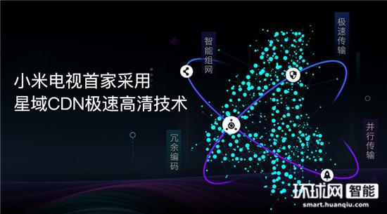 星域CDN极速高清技术曝光 由小米电视首家采用