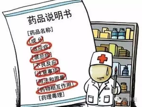 【语音】想快速看懂药品说明书?得找准这几项!