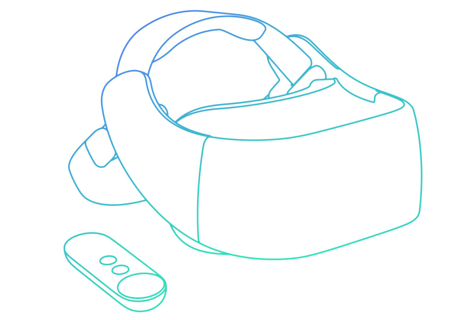 HTC和联想联手研发独立VR头盔