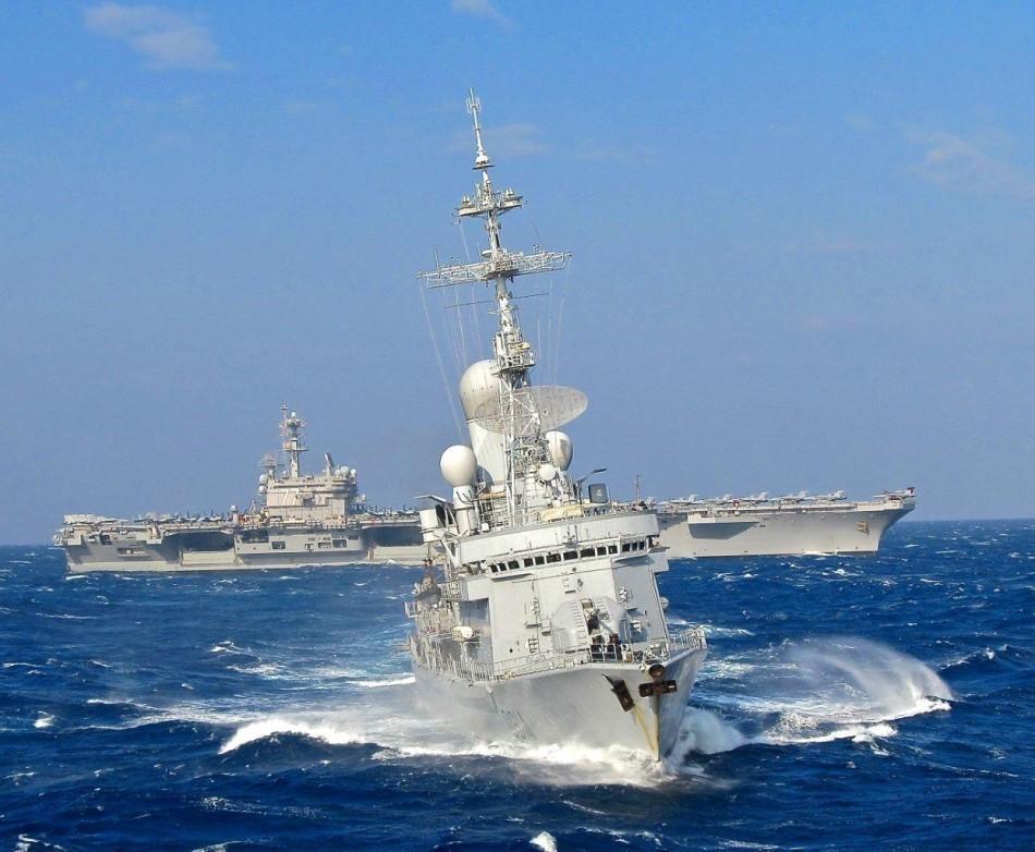 陈虎点兵:300多艘战舰能确保美国统治世界吗?