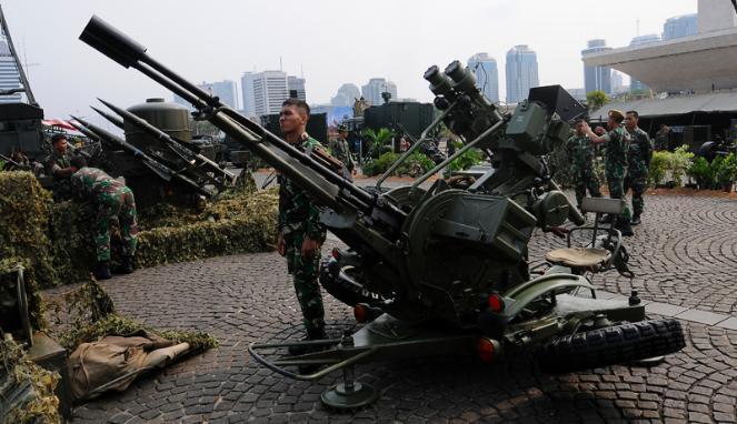 致4名士兵丧生!印尼军演误射事故扯上中国公司