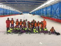 自由式滑雪国青队开启雪上选拔
