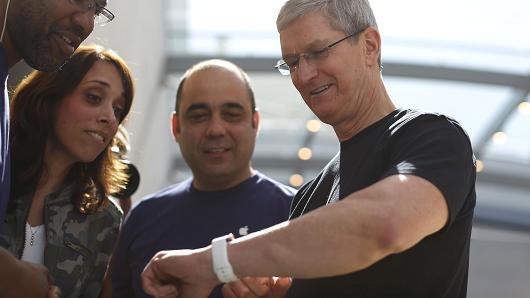 库克亲自测试可穿戴血糖检测仪 或预示苹果新动向