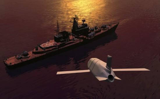反舰导弹真的是唯快不破?连美国都放弃了超音速