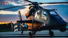 中国首款出口型武装直升机首飞 3D揭直19E战力