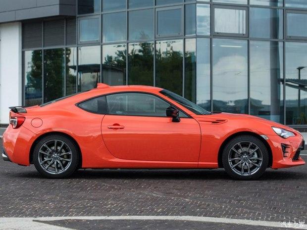 芬达的味道 丰田86 Orange特别版官图