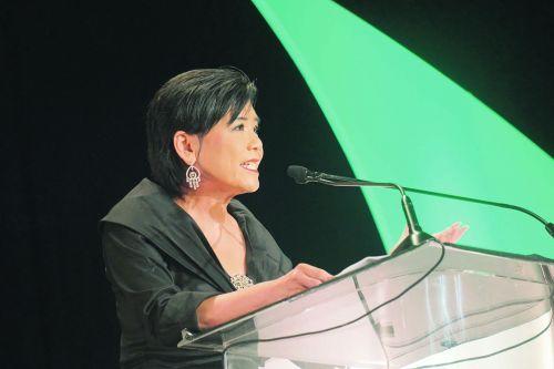 美CAPAC 主席赵美心:亚太裔美国人要发出更大声音