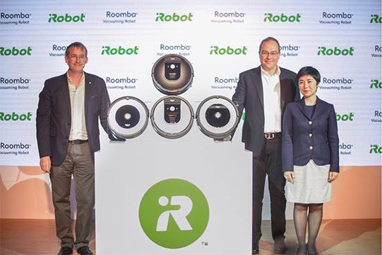iRobot发布新一代Roomba扫地机器人互联产品线