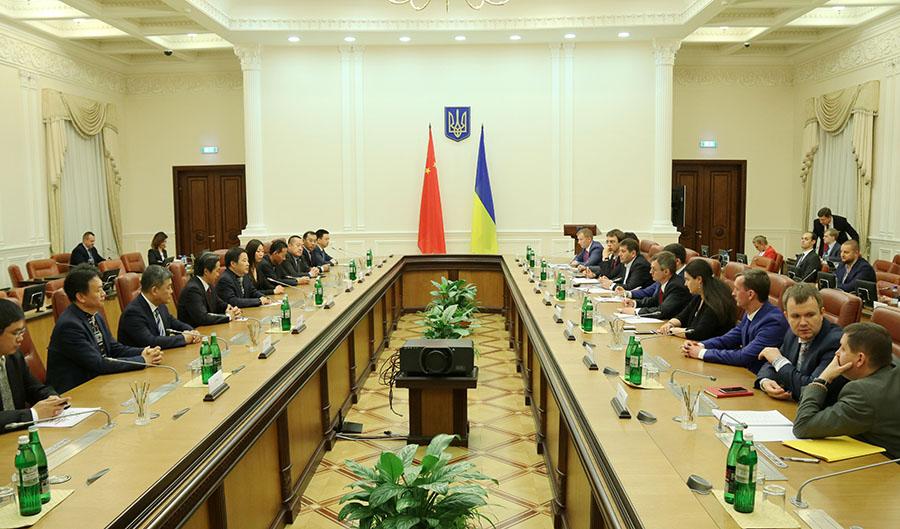 中国港湾签约承建乌克兰南方港基建项目