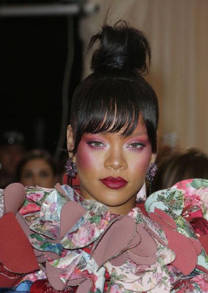 一抹粉红宿醉妆,升级版粉红妆更美丽