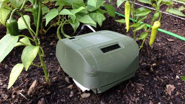Roomba之父 Joe Jones研发除草机器人