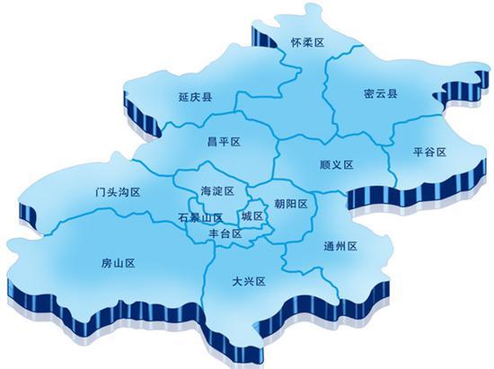 首都特区揭开面纱:未来大北京市政向东央企往南